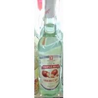 Arehucas - Licor de Triple Seco Naranja Orangen-Likör 24% Vol. 1l Glasflasche hergestellt auf Gran Canaria
