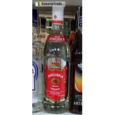 Artemi - Aniuska Vodka Wodka 38% Vol. 1l  hergestellt auf Gran Canaria