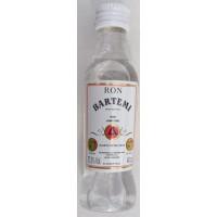 Artemi - Ron Bartemi Blanco weißer Rum 37,5% Vol. 40ml PET-Miniaturflasche hergestellt auf Gran Canaria