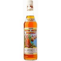 Artemi - Ronmiel Indias Ron Miel Honigrum 700ml 20% Vol. hergestellt auf Gran Canaria
