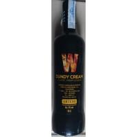 Artemi - W Dundy Cream Classic Cream Liqueur (Whisky) 17% Vol. 700ml hergestellt auf Gran Canaria