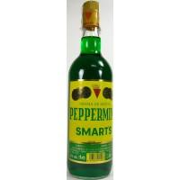 Cocal - Licor de Menta Peppermint Smarts Licor Pfefferminzlikör 1l hergestellt auf Teneriffa