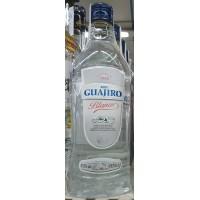 Guajiro - Ron Blanco weißer Rum 37,5% Vol. 500ml PET-Flasche hergestellt auf Teneriffa
