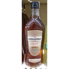 Guajiro - Ron Dorado goldener Rum 37,5% Vol. 1l PET-Flasche rund hergestellt auf Teneriffa