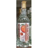 Majestic - Curacao Triple Sec Licor de Naranja Orangen-Likör 17% Vol. 1l hergestellt auf Gran Canaria