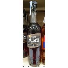 Ron Aldea - Ron Anejo 8 anos envejecido achtjähriger brauner Rum 40% Vol. 700ml hergestellt auf La Palma