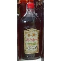 Ron La Indiana - Ron Miel Honey & Rum Honigrum Licor Islas Canarias 37,5% Vol. 1l PET-Flasche hergestellt auf Gran Canaria