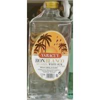 Yaracuy - Ron Blanco weisser Rum 37,5% Vol. 1l PET-Flasche hergestellt auf Gran Canaria