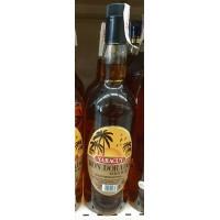 Yaracuy - Ron Dorado goldener Rum 37,5% Vol. 1l Glasflasche hergestellt auf Gran Canaria