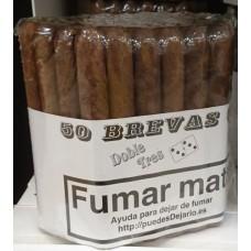 Doble Tres Brevas 50 Puros Zigarren 50 Stück hergestellt auf Gran Canaria