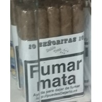Doble Tres Senoritas Puros Zigarren 10 Stück hergestellt auf Gran Canaria