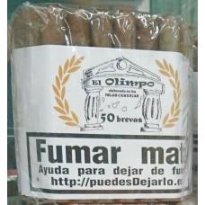 El Olimpo - Brevas 50 Puros Zigarren 50 Stück hergestellt auf Gran Canaria