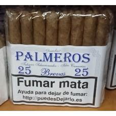 Guanches Palmeros 25 Brevas Zigarren hergestellt auf Gran Canaria