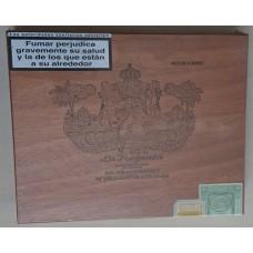 La Regenta Gran Corona 25 kanarische Zigarren hergestellt auf Gran Canaria
