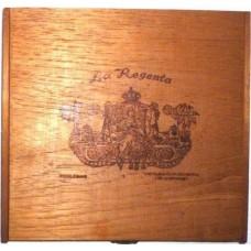 La Regenta Caja Num. 4 25 kanarische Zigarren hergestellt auf Gran Canaria