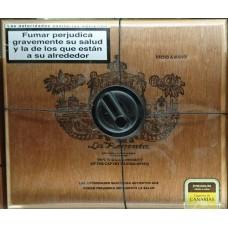 La Regenta Lanceros Num. 2 25 kanarische Zigarren in Holzschatulle hergestellt auf Gran Canaria
