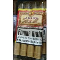 La Rica Hoja - Puro Tubo Zigarren 4 Stück hergestellt auf La Palma