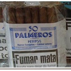 Palmeros 50 Petitos 50 Zigarillos Puritos von Teneriffa - LAGERWARE