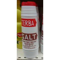 Terba - Salt Salz Vaccuum Sea Salt Flasche 800g hergestellt auf Gran Canaria