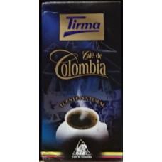 Tirma - Cafè de Colombia Röstkaffee gemahlen 250g hergestellt auf Gran Canaria - LAGERWARE