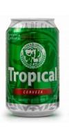 Tropical - Cerveza Pilsen Bier 4,7% Vol. 330ml Dose hergestellt auf Gran Canaria - LAGERWARE