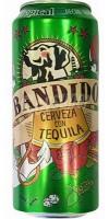 Tropical - Bandido Cerveza & Tequila Bier Dose 6x 500ml hergestelt auf Gran Canaria - LAGERWARE
