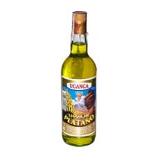 Cocal - Ucanca Licor de Platano Bananenlikör 20% Vol. 1l hergestellt auf Teneriffa