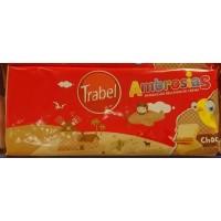 Trabel - Ambrosias de Chocolate Waffeln 150g hergestellt auf Gran Canaria