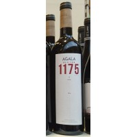 Bodega Bentayga - Vino Tinto Altitud 1175 AGALA Rotwein trocken aus 1175m Anbauhöhe 14% Vol. 750ml hergestellt auf Gran Canaria
