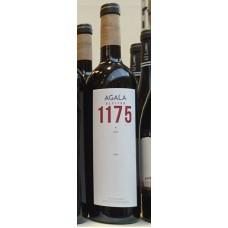 Bodega Bentayga - Vino Tinto Altitud 1175 AGALA Rotwein trocken aus 1175m Anbauhöhe 14,5% Vol. 750ml hergestellt auf Gran Canaria - LAGERWARE