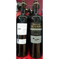 Presas Ocampo - Vino Tinto Vendimia Seleccionada Listan Negro Rotwein trocken 13,5% Vol. 750ml hergestellt auf Teneriffa