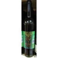 Sendero Del Valle - Sidra Ecologica Bio Apfelwein 7,2% Vol. 750ml Flasche hergestellt auf Gran Canaria