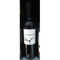 Tafuriaste - Tinto Tradicional Listan Negro Vino Joven Canarias 13% Vol. 750ml hergestellt auf Teneriffa