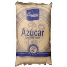 Emicela - Azucar Blanco weißer Zucker 1kg hergestellt auf Gran Canaria