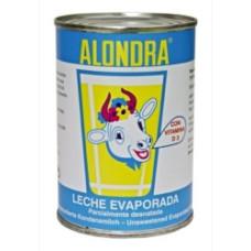 Alondra - Leche Evaporada Kodensmilch (abgefüllt in CZ) 410g von Gran Canaria