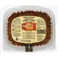 Argodey Fortaleza - Adobo Canario Condimento Preparado Gewürzmischung getrocknet 75g hergestellt auf Teneriffa