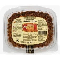 Argodey Fortaleza - Adobo Canario Condimento Preparado Gewürzmischung getrocknet 75g hergestellt auf Teneriffa - LAGERWARE