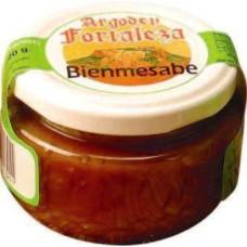 Argodey Fortaleza - Bienmesabe Honig-Mandel-Aufstrich Glas 120g hergestellt auf Teneriffa - LAGERWARE