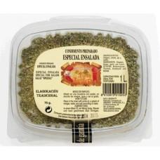 Argodey Fortaleza - Especial ensalada Condimento Preparado Gewürzmischung für Saucen 75g hergestellt auf Teneriffa - LAGERWARE