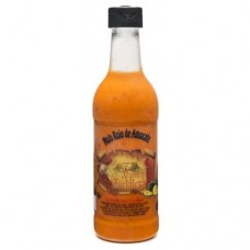Argodey Fortaleza - Mojo Rojo Suave de Aguacate 200ml Flasche hergestellt auf Teneriffa - LAGERWARE