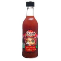 Argodey Fortaleza - Picante Canario Rojo Picon 200ml Flasche hergestellt auf Teneriffa