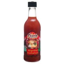 Argodey Fortaleza - Picante Canario Rojo Picon 200ml Flasche hergestellt auf Teneriffa - LAGERWARE