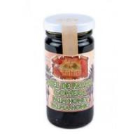 Argodey Fortaleza - Savia de Palma Canaria Miel Palmensirup Glas 195g hergestellt auf Teneriffa