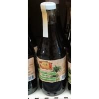 Argodey Fortaleza - Savia de Palma Canaria Miel Palmensirup eingekocht Flasche 790g/500ml hergestellt auf Teneriffa