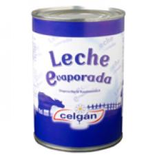 Celgan - Leche Evaporada Kodensmilch 410g Dose hergestellt auf Teneriffa