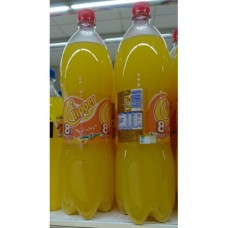 Clipper Naranja Orange Limonade 8% de Zumo - 1,5l PET-Flasche