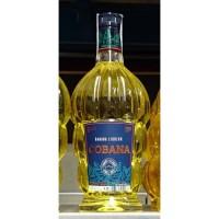 Cobana - Liqueur Banana Licor de Platano Banananlikör 30% 700ml hergestellt auf Teneriffa