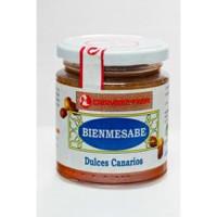 Comeztier - Bienmesabe Dulces Canarios Honig-Mandel-Creme 270g hergestellt auf Teneriffa