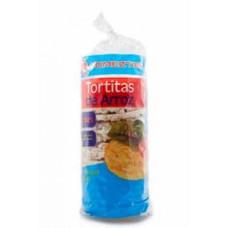 Comeztier - Tortitas de Arroz integrales sin gluten Reiswaffeln glutenfrei 140g hergestellt auf Teneriffa
