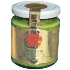 Conde Canseco - Mojo Verde kanarische Mojo-Sauce 230g hergestellt auf La Palma - LAGERWARE